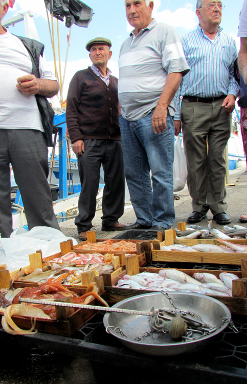 local fish market
