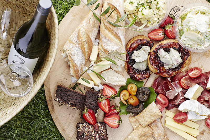 Spier styled picnic