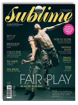 Issue 8 - Fair Play